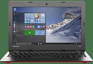 Portátil - Lenovo IdeaPad 100S, Intel® Atom™ Quad Core, 32GB eMMC y Webcam