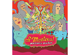 Of Montreal - Innocence Reaches - (CD)
