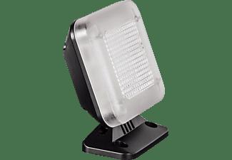 XAVAX 176501 TV-Simulator, Einzelbetrieb, Schwarz/Transparent