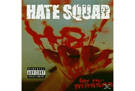 Hate Squad - Hate For The Masses [CD]