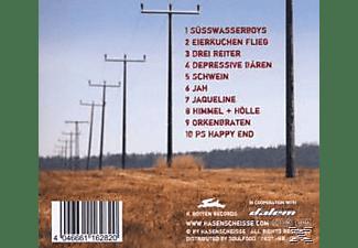 Hasenscheisse - Für Ein Paar Köttel Mehr  - (CD)