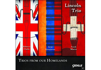 Lincoln Trio - Trios from our Homelands - (CD)