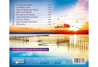 La Vita-entspannungsmusik - Entspannen,Wohlfühlen,Genießen  - (CD)