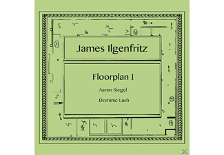 James Ilgenfritz - Floorplan I - (CD)