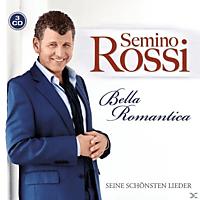 Semino Rossi - Bella Romantica [CD]