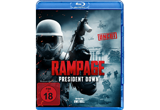 Rampage - President Down - (Blu-ray)