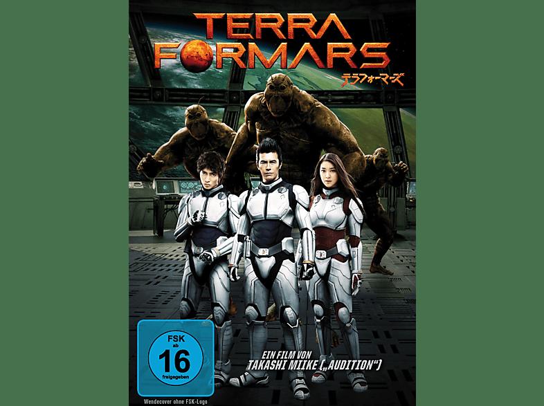 Terra Formars [DVD]
