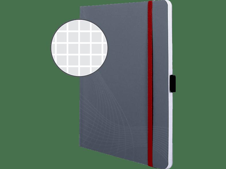 AVERY ZWECKFORM 7019 Softcover Notizbuch DIN A5 kariert