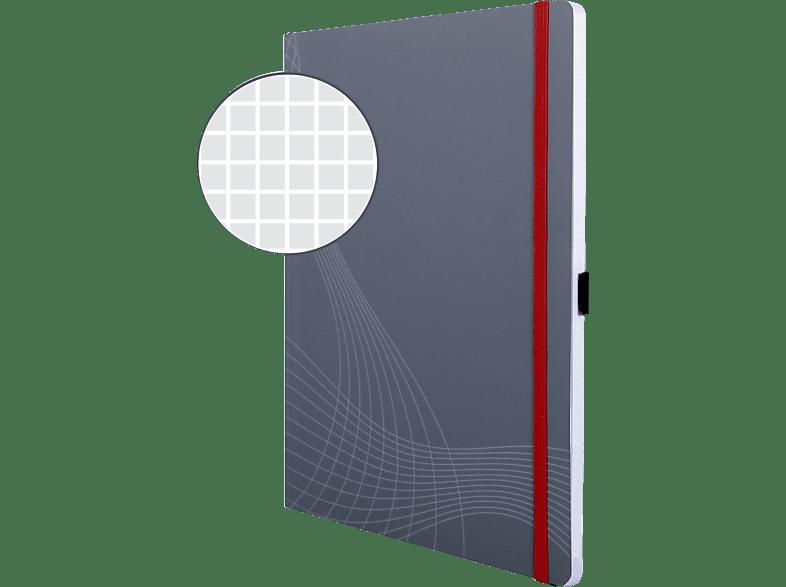 AVERY ZWECKFORM 7021 Softcover Notizbuch A4 kariert