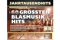 VARIOUS - Die 60 größten Blasmusikhits [CD]
