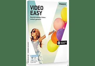 MAGIX Video easy (Version 6) – Beeindruckende Videos einfach gemacht - [PC]