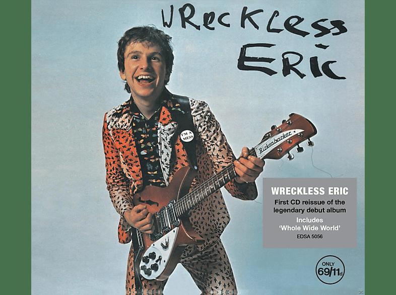 Wreckless Eric - Wreckless Eric (+Bonus) [CD]