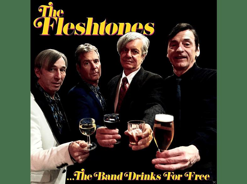 The Fleshtones - Teh Band Drinks For Free [CD]