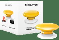 FIBARO FIBEFGPB-101-4 The Button Taster, Gelb