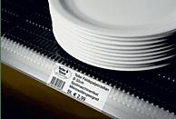 AVERY ZWECKFORM C32258-25 Regalschilder weiß 105x38mm 350 Stück / 25 Bogen