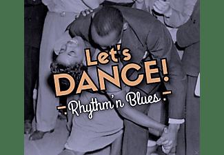 VARIOUS - Let's Dance!/Rhythm 'n' Blues  - (CD)