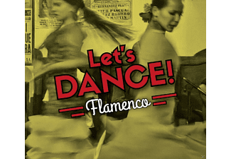 VARIOUS - Let's Dance!/Flamenco  - (CD)