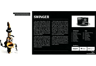 Mano Meter - Swinger EP  - (Vinyl)