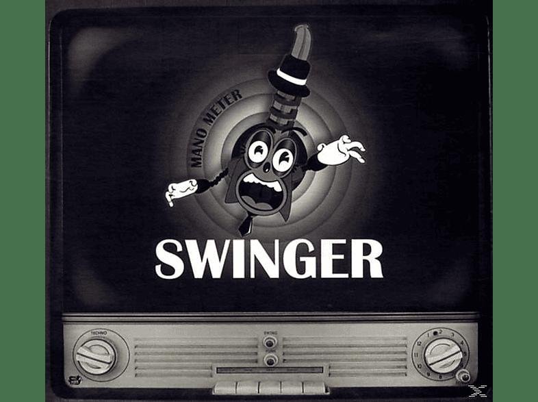 Mano Meter - Swinger EP [Vinyl]