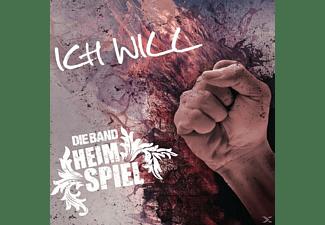 Die Band Heimspiel - Ich will  - (CD)