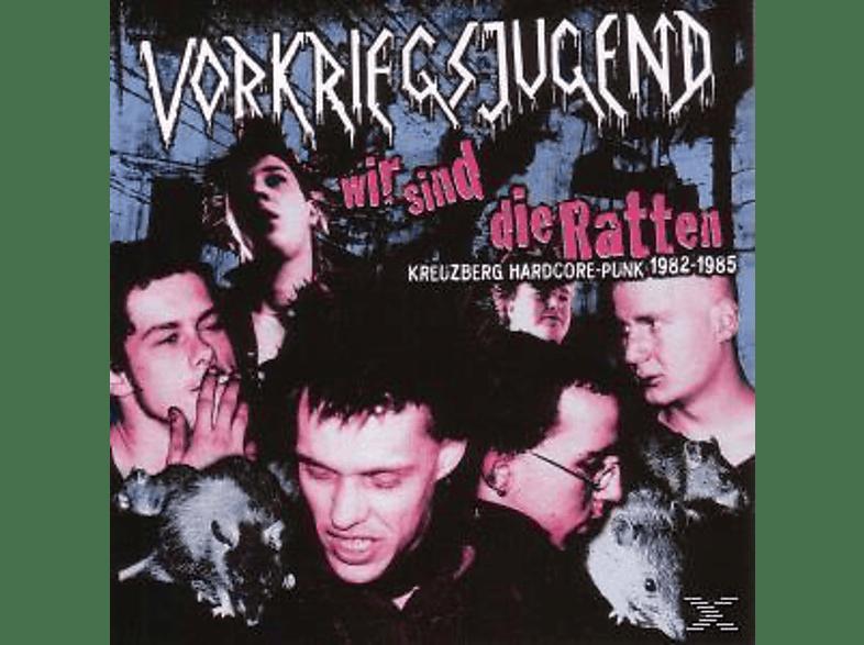 Vorkriegsjugend - Wir Sind Die Ratten [CD]