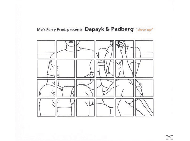 Padberg, Dapayk & Padberg - Close Up [CD]