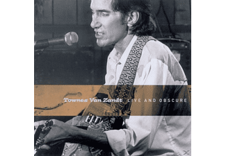 Townes Van Zt - Live And Obscure - (CD)