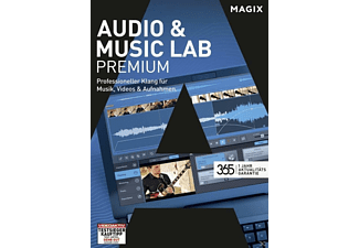 PC - Audio & Music Lab Premium 365 /D