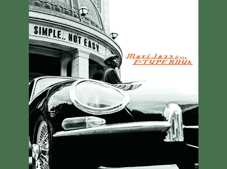 Maxi Jazz&the E-type Boys - Simple..Not Easy [CD]
