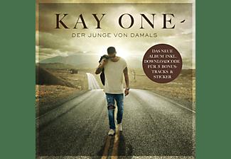 Kay One - Der Junge Von Damals (inkl. Downloadcode für 5 Bonus-Tracks + Sticker)  - (CD)