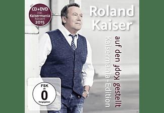 Roland Kaiser - Auf den Kopf gestellt-Die Kaisermania Edition  - (CD + DVD Video)