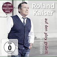 Roland Kaiser - Auf den Kopf gestellt-Die Kaisermania Edition [CD]