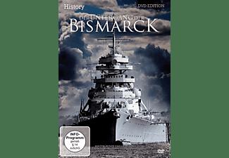 Der Untergang der Bismarck DVD