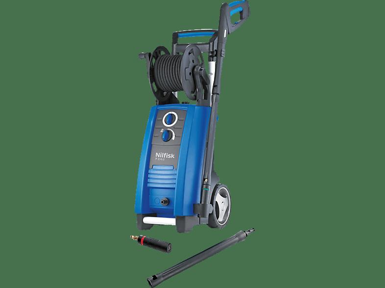 NILFISK 128470132 P 150.2-10 X-tra Hochdruckreiniger, Blau/Schwarz