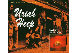 Uriah Heep - Sweet Freedom  - (CD)