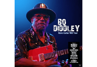 Bo Diddley - Have Guitar Will Tour  - (CD)