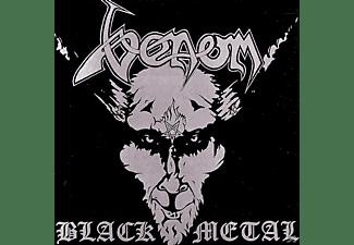 Venom - BLACK METAL  - (CD)