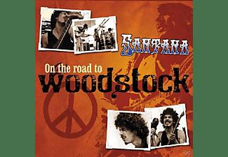 Carlos Santana - On The Road To Woodstock  - (CD)