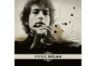 Bob Dylan, VARIOUS - Pure Dylan-An Intimate Look At Bob Dylan - (Vinyl)