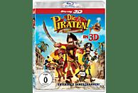 Die Piraten - Ein Haufen merkwürdiger Typen [3D Blu-ray]