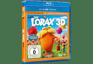 Der Lorax 3D 3D Blu-ray (+2D)