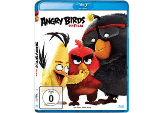 Angry Birds - Der Film [Blu-ray]