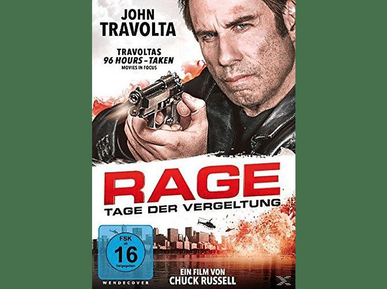 Rage - Tage Der Vergeltung [DVD]
