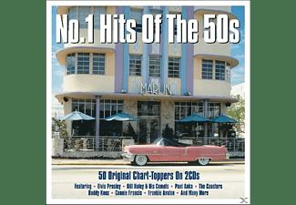 VARIOUS - No 1 Hits Of The 50s  - (CD)
