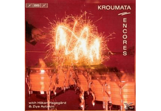 AYTEKIN/HAGEGARD/KROUMATA PERCUSSIO - Encores  - (SACD Hybrid)