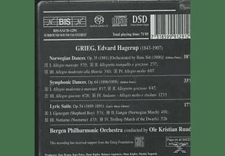 Ole Kristian & Bergen Philharmonic Orchestra Ruud - Norwegische Tänze  - (SACD Hybrid)