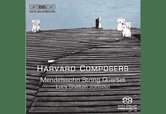 Mendelssohn String Quartet, Lucy Shelton - Harvard Composers  - (SACD Hybrid)