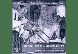 Christian & Sao Paulo So Lindberg - Concerto For Trombone & Orchestra  - (CD)