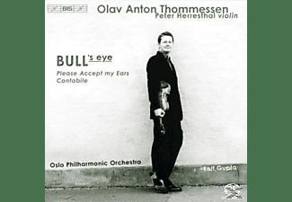 THOMMESSEN,OLAV ANTON & HERRESTHAL,PETER - Bull S Eye/ Please Accept My Ears / Ca  - (CD)