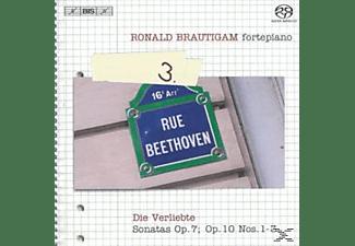 Ronald Brautigam - Sämtliche Klavierwerke Vol.3  - (SACD)